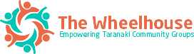 The Wheelhouse Taranaki Logo